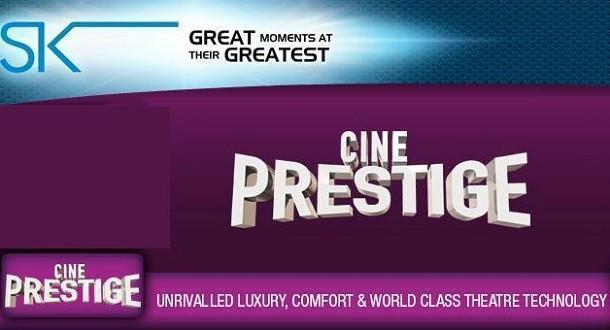 Ster-Kinekor Cine Prestige - Header