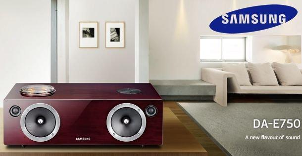 Samsung Wireless Audio - Header
