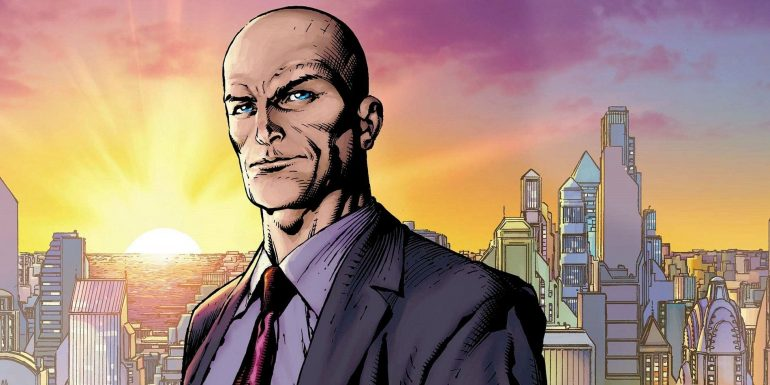 Lex Luthor History