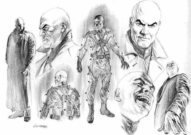 lex luthor alex ross