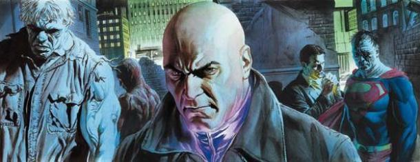 lex luthor origins
