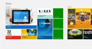 Windows 8 - Store