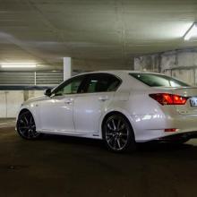 Lexus GS450h Hybrid 2013 (20) - Copy