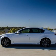 Lexus GS450h Hybrid 2013 (22) - Copy