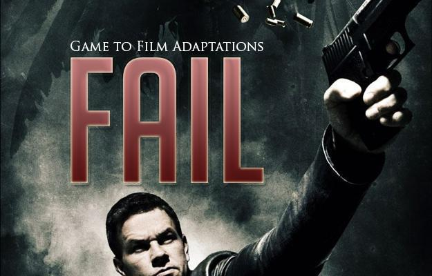 game to film adaptations