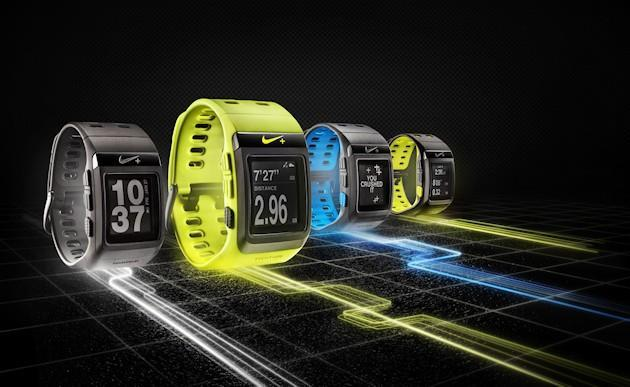 Nike+ SportWatch GPS - Colours