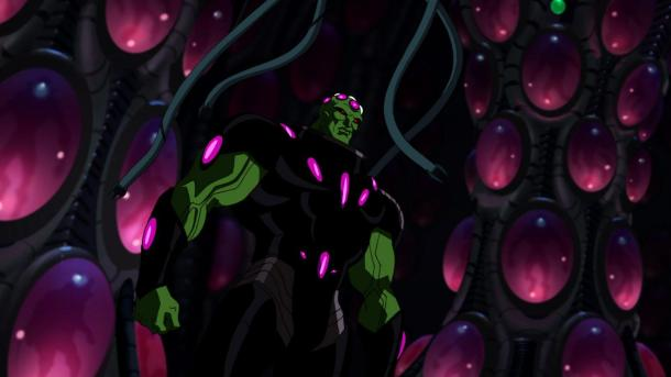 Brainiac-Superman-Unbound review