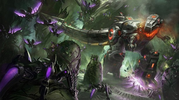 Dinobots-Grimlock-Transformers-Fall-of-Cybertron