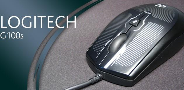 Logitech G100s - Header