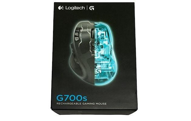 Logitech G700s - Box