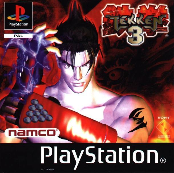 playstation 1 tekken 3