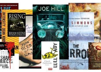 10 Horror Reads to Keep You Up At Night