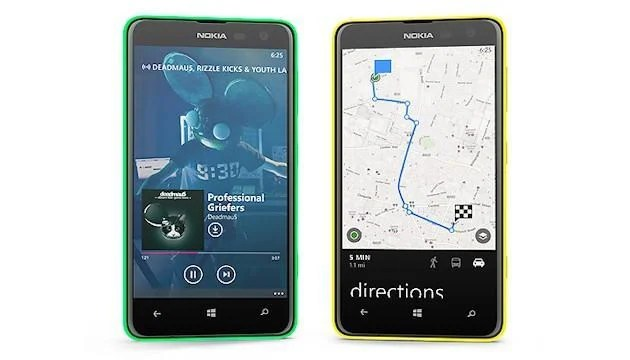 Nokia Lumia 625 - Apps