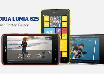 Nokia Lumia 625: Review