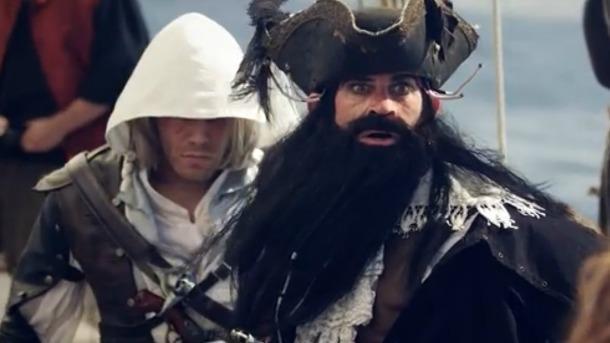The Devil's Spear Assassin's Creed 4 Black Flag