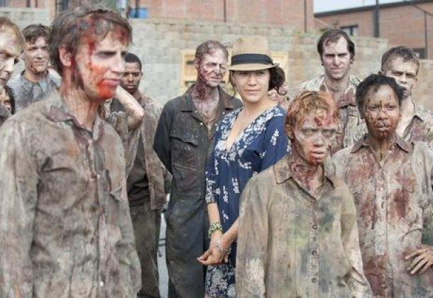 Clothing the Walking Dead