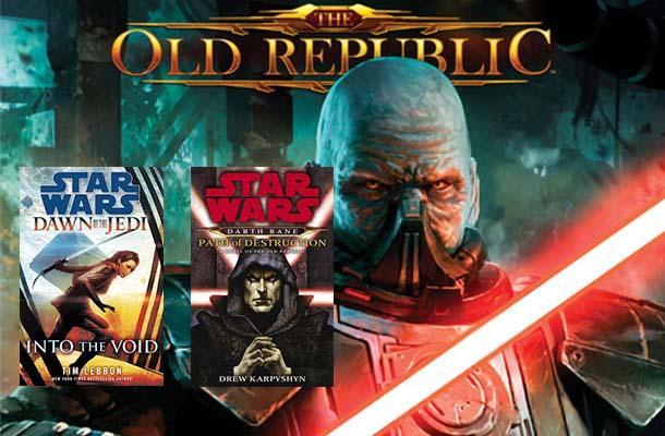 the old republic books