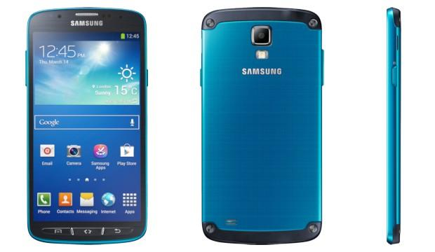 Samsung Galaxy S4 Active - Angles