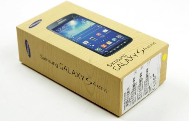 Samsung Galaxy S4 Active - Box