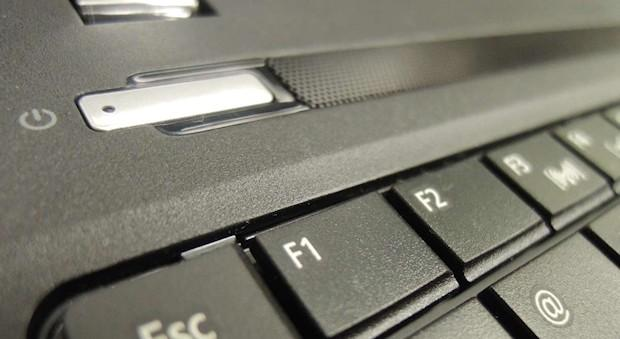 Acer Aspire E1 - Keyboard