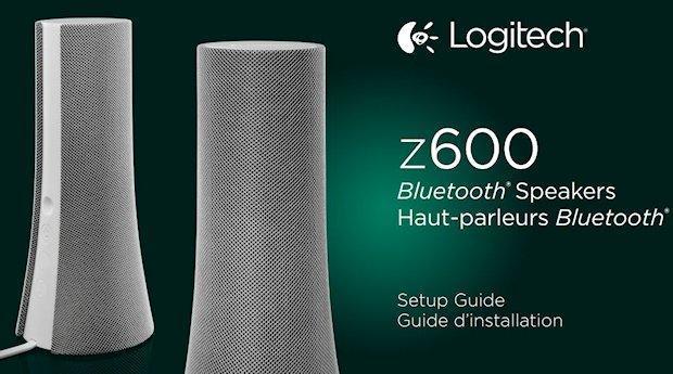 Logitech z600 - Header