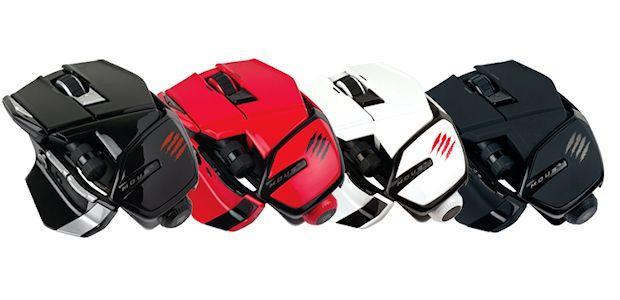 Mad Catz M.O.U.S. 9 - Colours