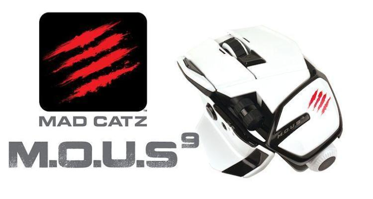 Mad Catz M.O.U.S. 9 - Header