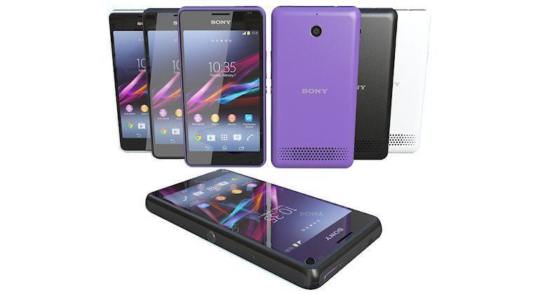 Sony Xperia E1 - 05