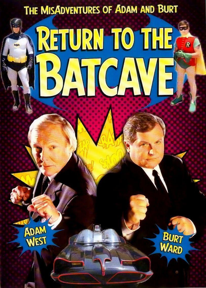 Return To The Batcave: The Misadventures Of Adam & Burt Review