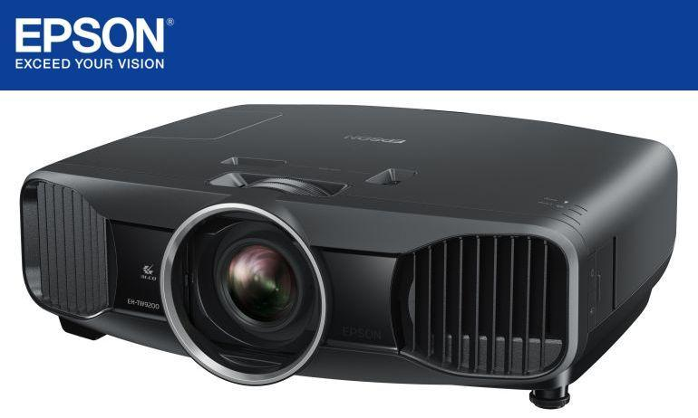Epson TW9200 Projector - Header