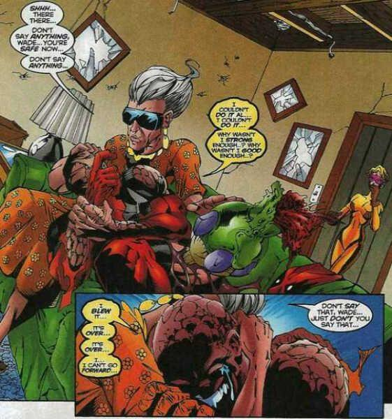 Deadpool's The Deadhut - The Run-Down Home Of Marvel's Merc With A Mouth