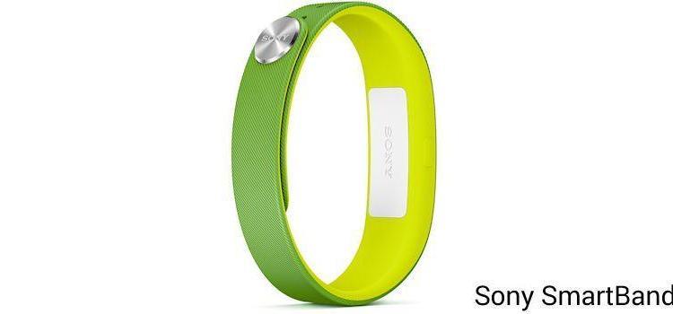 Sony SmartBand - Header