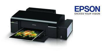 Epson L800 Inkjet Photo Printer - Header