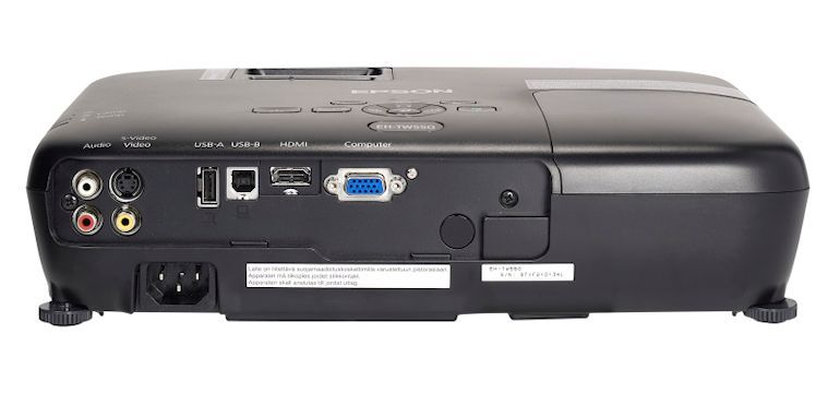 Epson TW550 Projector-01