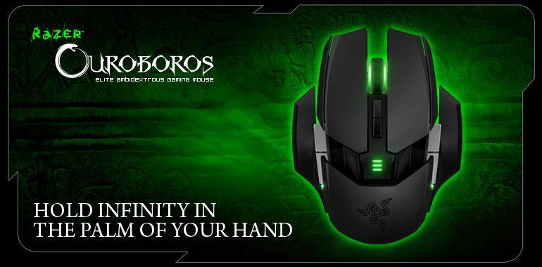 Razer Ouroboros Gaming Mouse-Header