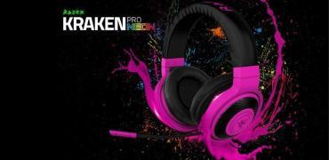 Razer Kraken Neon Pro-Header