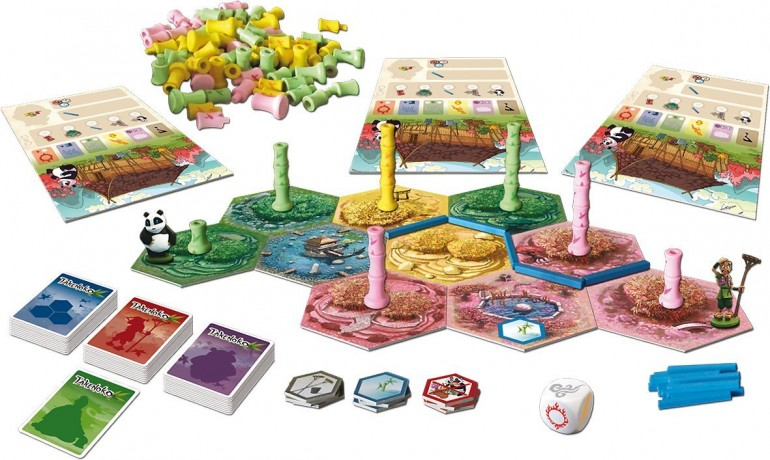 Takenoko board games review
