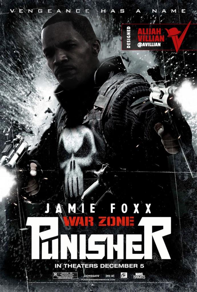 Punisher - Jamie Foxx