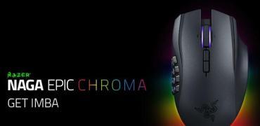 Razer Naga Epic Chroma - Header