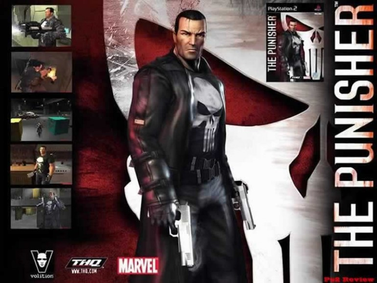 wallpaper - The Punisher