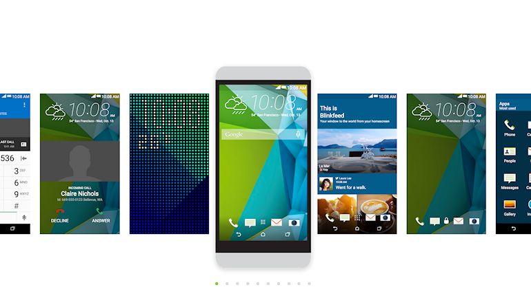 HTC One M9-06