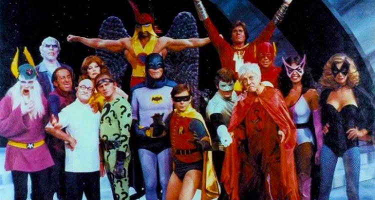 DC'S LEGENDS OF THE SUPERHEROES '79: TIME FOR ANOTHER LOOK