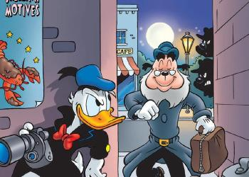 Donald Duck #1 Review
