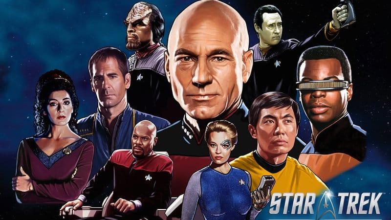 Telltale Star Trek