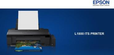 Epson L1800 A3 Photo Printer-Header