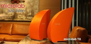 MicroLab T8-Header