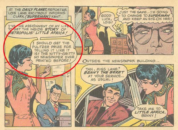 That Time Lois Lane Became a Black Woman 2