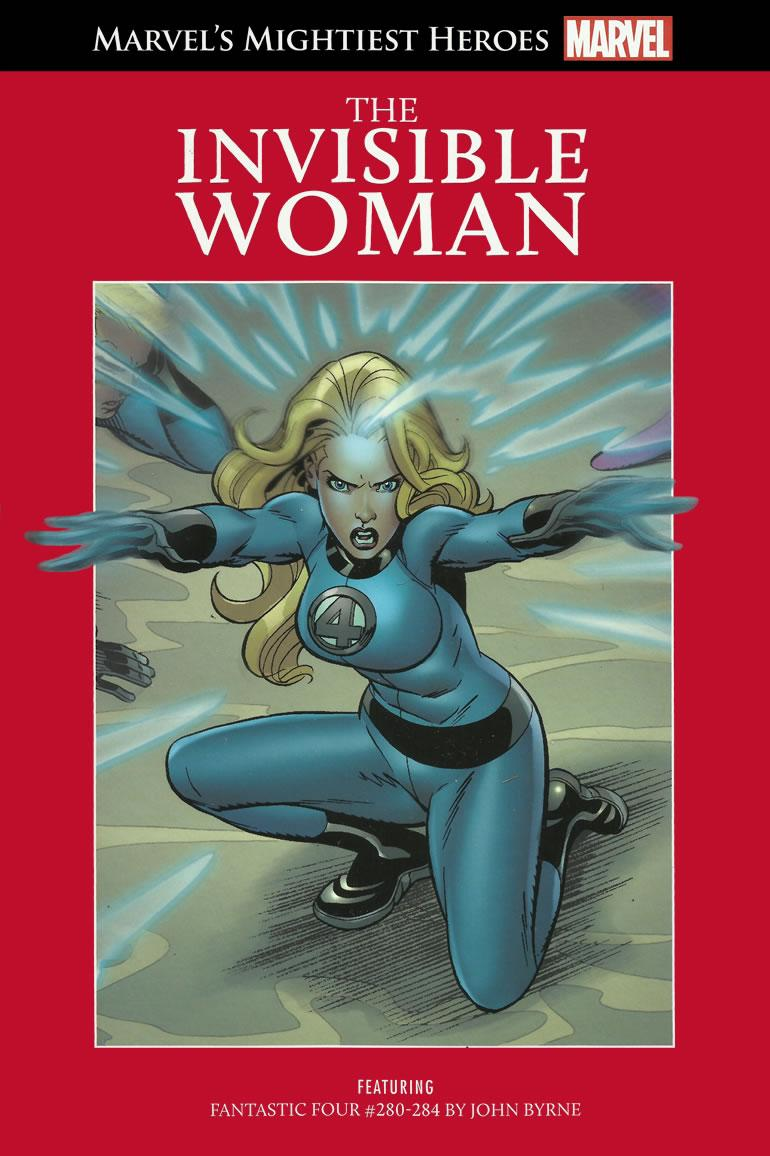 Marvel's Mightiest Heroes Graphic Novel Collection #6 – The Invisible Woman Review