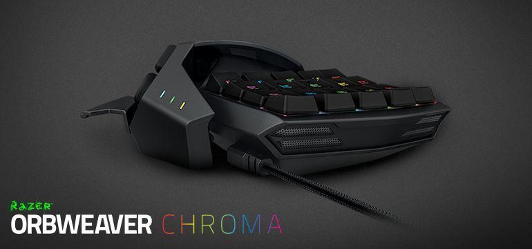 Razer Orbweaver Chroma: Review