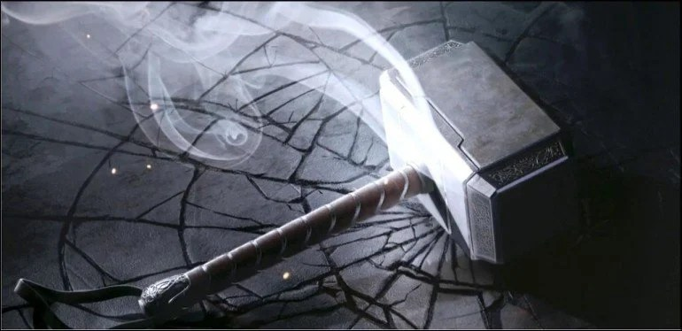 The Most Powerful Weapons in The Marvel Universe Mjolnir